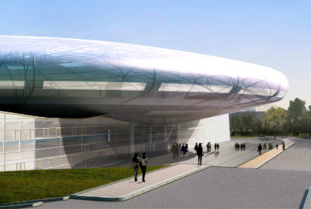 Velodrom and Extreme Sports Center Guangzhou
